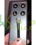 Remote control for relax lift chair with four buttons