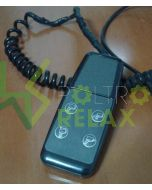 Remote control for electric recliner chairs with two motors-4