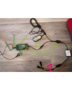 Replacement kit for electronic relax armchairs, model FY-JJX-2M and similar 24-29V